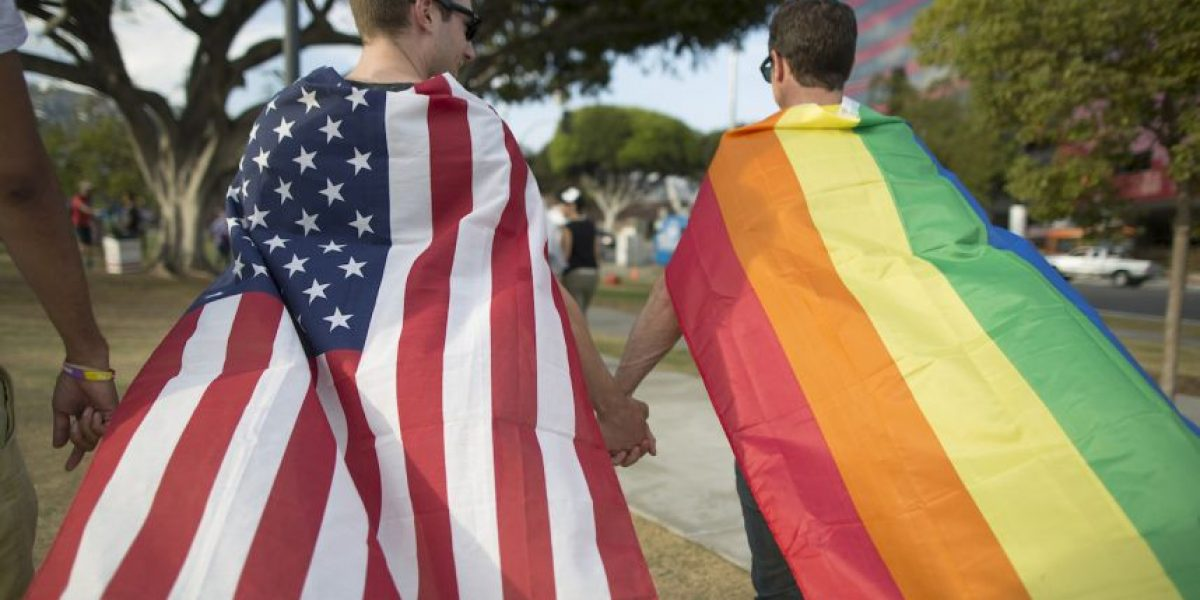 Así conmemoraron los caricaturistas la legalización del matrimonio gay