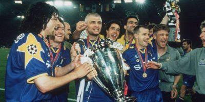 7. Nació la Champions League Foto:Getty Images