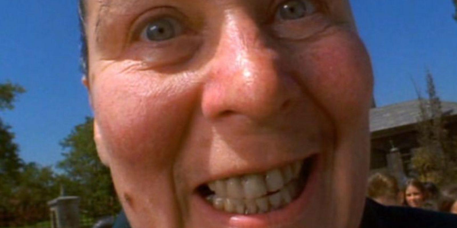 """Pam Ferris era la """"Señorita Tronchatoro"""" Foto:TriStar"""