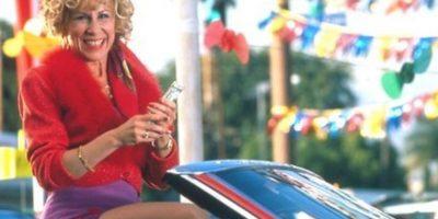 "Rhea Perlman era ""Zinnia Wormwood"", madre de Matilda Foto:TriStar"