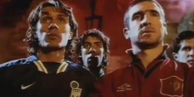 Así pudimos ver a Roberto Carlos, Ronaldo y compañía desplegando talento en un aeropuerto. Foto:youtube.com