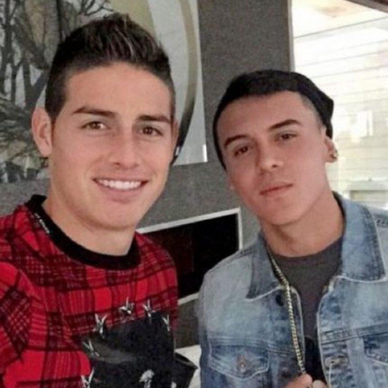 El colombiano cobró 60 millones de pesos colombianos por aquella fiesta. Foto:vía Instagram/Kevin Roldán