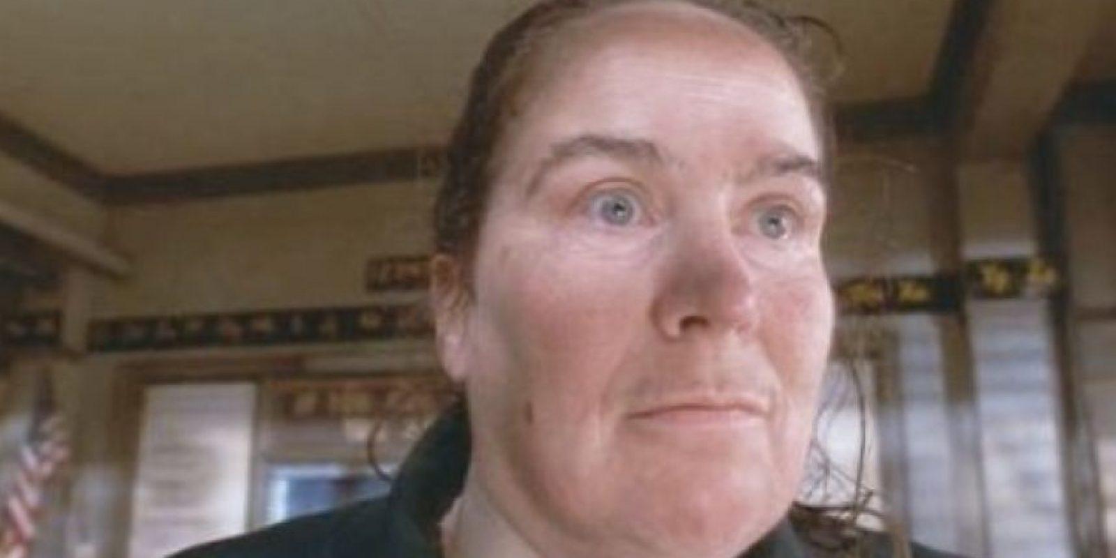 """1. """"Tronchatoro"""" fue interpretada por Pam Ferris, quien todo el tiempo se mantuvo en su personaje. Así causaba más terror a los niños y se veía más natural. Foto:vía TriStar"""