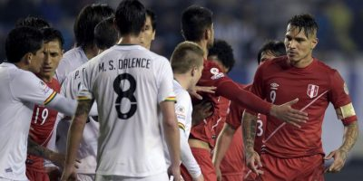 En octavos de final eliminó a Bolivia tras vencer por 3-1 Foto:AFP