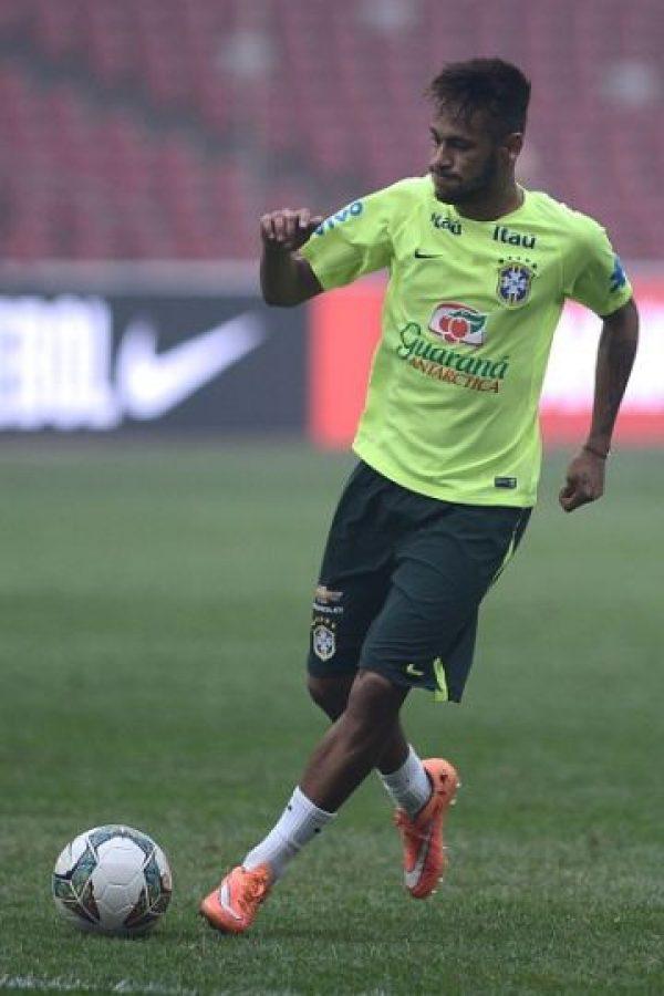 Por ello, el jugador del Barcelona recibió cuatro partidos de suspensión, castigo que lo dejó fuera de la Copa América desde la fase de grupos. Foto:Getty Images