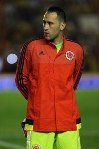 PORTERO: David Ospina (Colombia) Foto: Getty Images