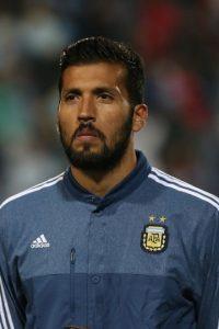 Ezequiel Garay (Argentina) Foto:Getty Images