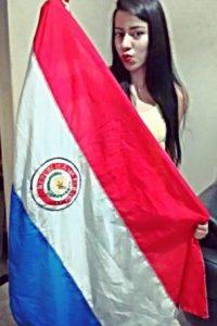 … Como paraguayas. Foto:Vía instagram.com/chuchu_prieto