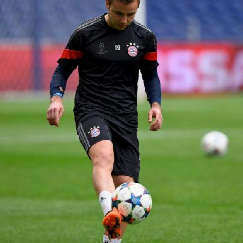 Pero comenzó a brillar en el Borussia Dortmund, años antes. Foto:Getty Images