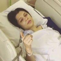 Jessie J publicó esta imagen en Instagram. Se disculpó con sus fans. Esto, de haber sido sometida a una intervención quirúrgica que no se relaciona con sus problemas cardiacos o de voz. No se encuentra bien. Foto:vía Instagram/Jessie J