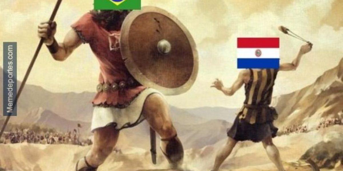Brasil se lleva todas las burlas en redes sociales al ser eliminado de la Copa América