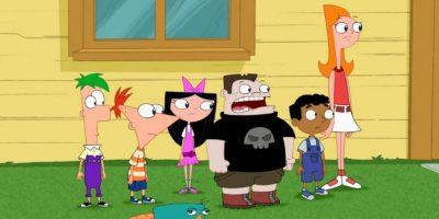 13. Es uno de los pocos programas que usa metaficción, es decir, los personajes saben que son ficticios. Foto:vía Disney