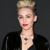 3. Miley Cyrus. Foto:vía Getty Images