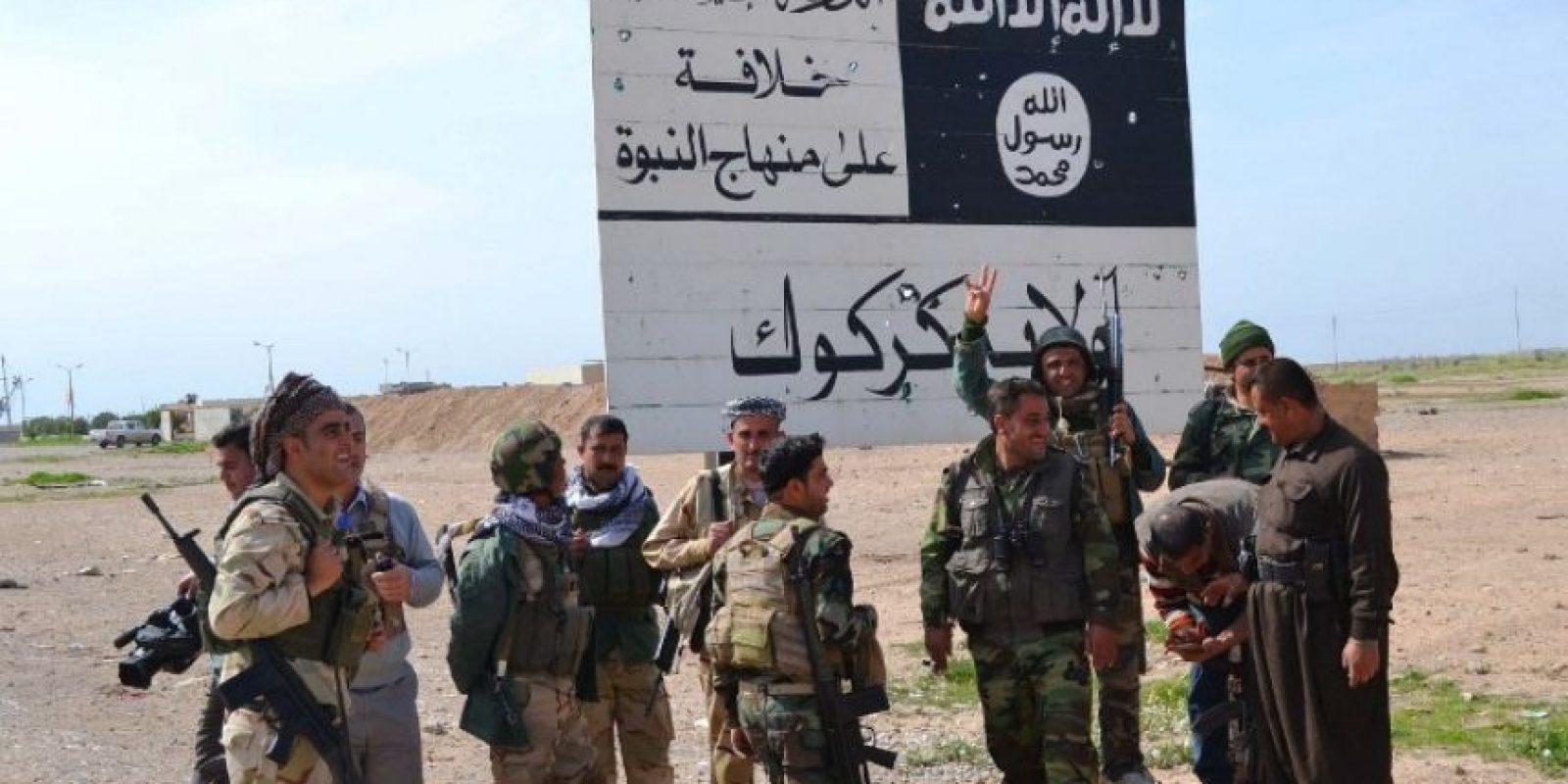 Hasta noviembre de 2014, los militares kurdos (quienes luchan directamente contra Estado Islámico), calculaban que ISIS tenía cerca de 200 mil militantes. Foto:AFP