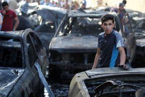 1. Los ejecutados de Estado Islámico Foto:AFP
