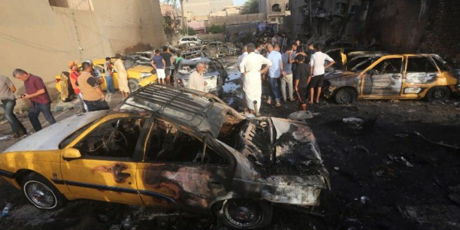 3. Los militantes muertos Foto:AFP