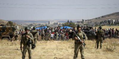 4. ¿Y cuántos militantes tiene en total? Foto:AFP