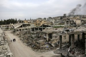 De acuerdo al Observatorio Sirio de Derechos Humanos, con sede en Londres, Inglaterra, ISIS ha matado a cerca de tres mil 27 personas en un año, poco más de ocho personas al día. Foto:AFP