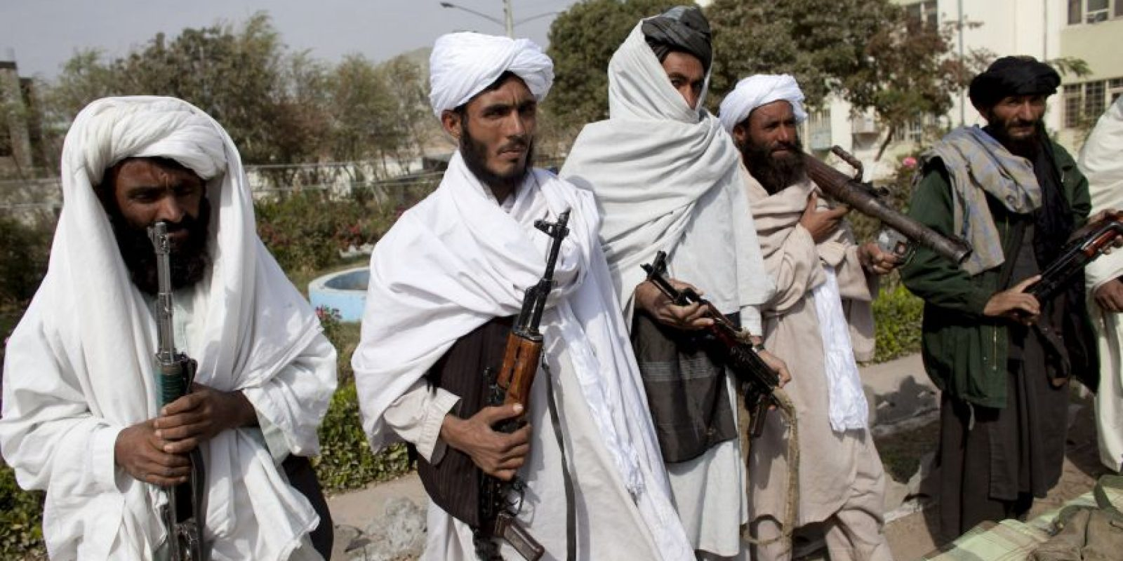 7. Alianzas con otros grupos extremistas Foto:AFP