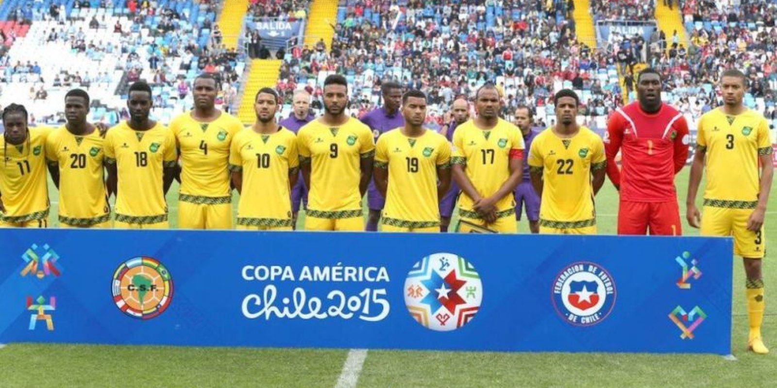10. Jamaica Foto:Vía facebook.com/JamaicaFootballFederation