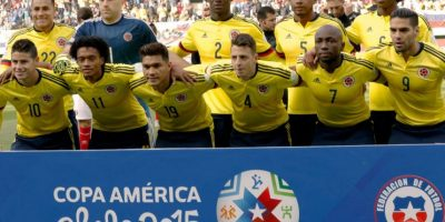 6. Colombia Foto:Vía facebook.com/FCFSeleccionColPage