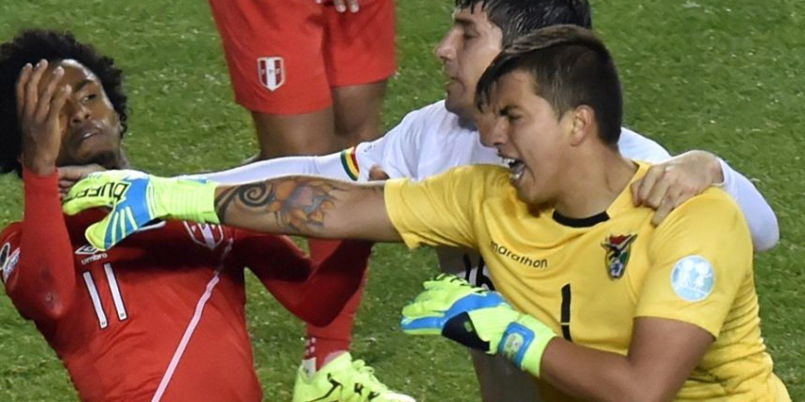 1. Bolivia Foto:AFP