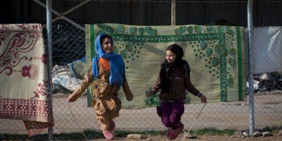 De esas tres mil 27 personas, mil 787 han sido civiles, incluyendo a 74 niños y 86 mujeres. Foto:Getty Images