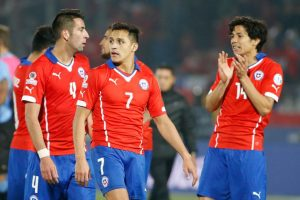 8. Chile Foto:Getty Images