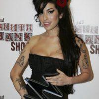 """En el video, Amy Winehouse canta """"Happy Birthday"""" para su amiga Lauren Gilbert. Foto:Getty Images"""