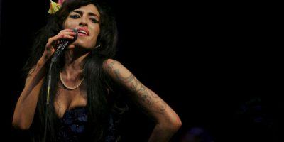 """El pequeño fragmento forma parte del documental """"Amy"""". Foto:Getty Images"""