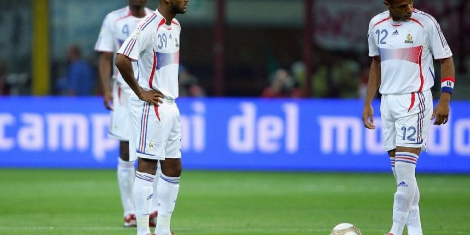 Nicolás Anelka, exjugador de equipos como Arsenal, Chelsea y Real Madrid, compartió una vergonzosa experiencia. Foto:AFP