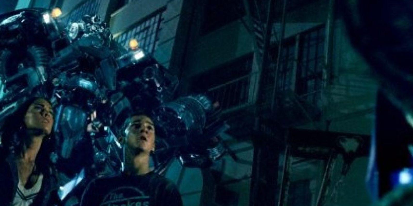 """Hace unos días, el progratonista de """"Transformers"""" recibió 20 puntos de sutura y 13 grapas tras lesionarse en el set de filmación de """"American Honey"""". Foto:IMDb"""