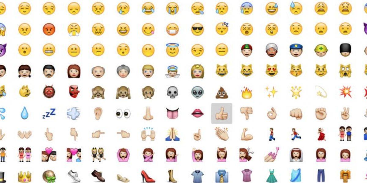 Este organismo decide cuáles emojis tendrán en su smartphone