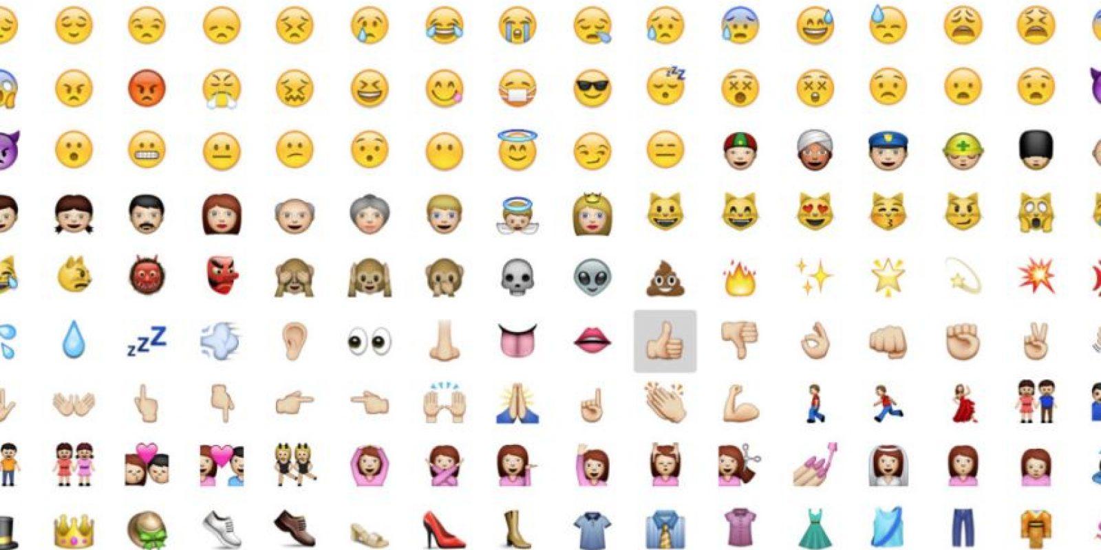 Unicode Consortium define los próximos emojis. Foto:Tumblr