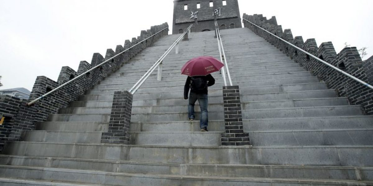 CHINA: Desaparece casi una tercera parte de la Gran Muralla