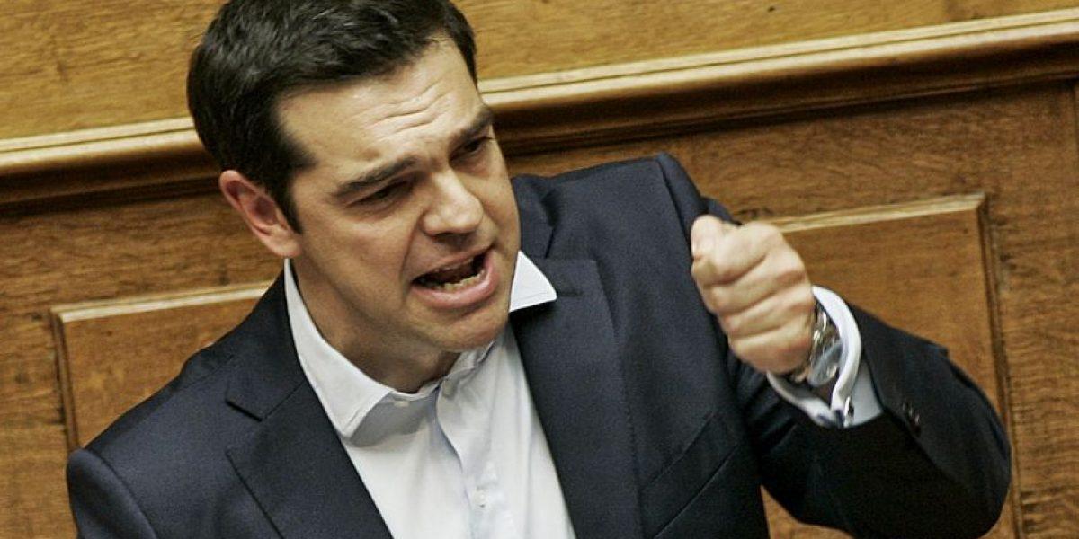 Grecia: Solamente se puede vivir con el dinero de dos comidas al día