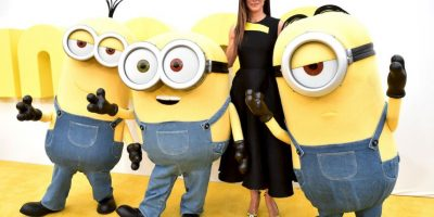Sandra Bullock fue trending topic en Twitter. Foto:Getty Images