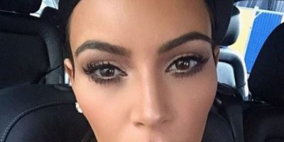 1. Kim Kardashian. Foto:vía Instagram/kimkardashian