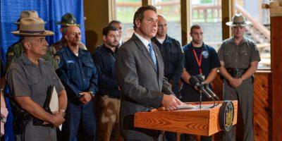 El gobernador de Nueva York lo llamó héroe. Foto:Vía flickr.com/governorandrewcuomo