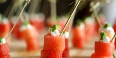 2. Su color rojo se debe a sus propiedades antioxidantes y el componente licopeno. Foto:Tumblr.com/tagged/sandía