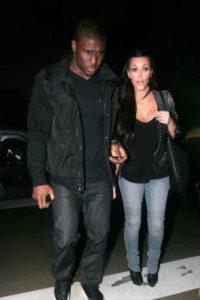 15. Pero terminaron, pues Kim lo engañó con Kanye West. Foto:vía Getty Images