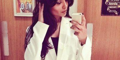 La conocimos cuando tenía 16 Foto:Vía twitter.com/afshan_azad