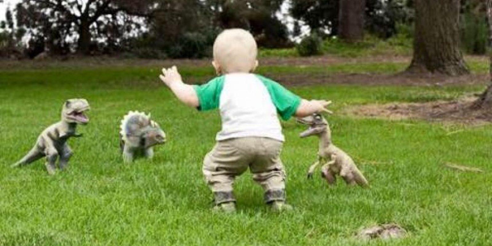 Este pequeño logró conmover al actor Foto:vía facebook.com/chrispratt
