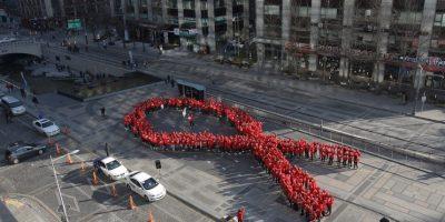 Se calcula que 3,34 millones de niños sufren la infección por el VIH Foto:Getty Images