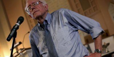 Bernie Sanders, senador Foto:Getty Images