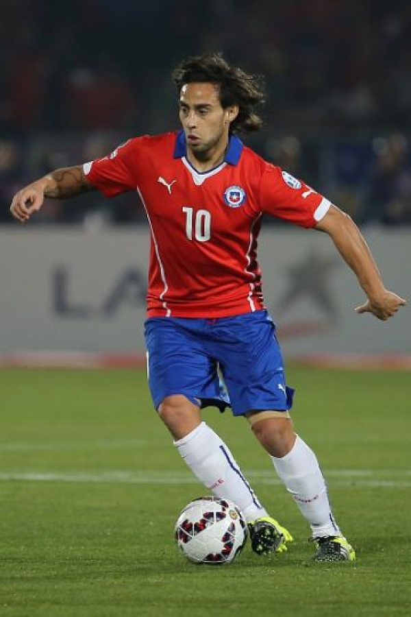 Jorge Valdivia Foto:Getty Images