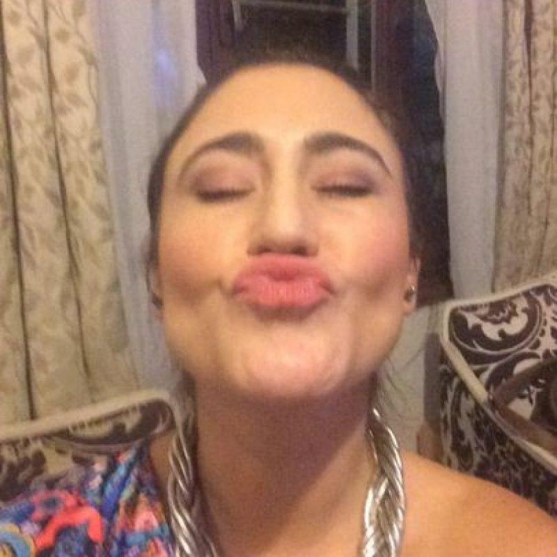 Belén Mora, actriz que parodió a las colombianas y las relacionó con drogas y prostitución. Foto:Tomada de Twitter