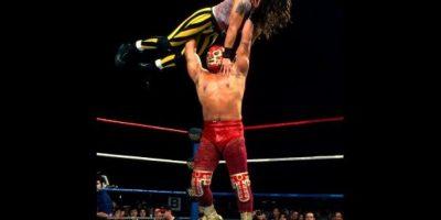 Canek. El luchador original ahora tienen 63 años Foto:WWE