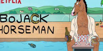 """""""Bojan Horseman"""" – Segunda temporada disponible a partir del 17 de julio. Foto:Netflix"""