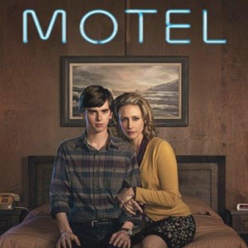 """""""Bates motel"""" – Segunda temporada disponible a partir del 1 de julio. Foto:A&E Network"""